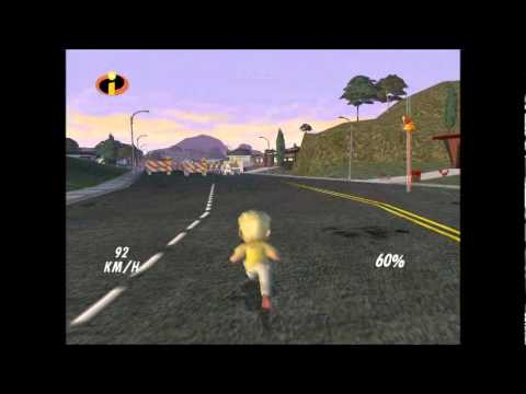 Les Indestructibles le jeu : mission 5