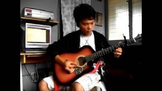 Hambog ng sagpro krew ft. aurex Ala-ala nalang FingerStyle Guitar Cover