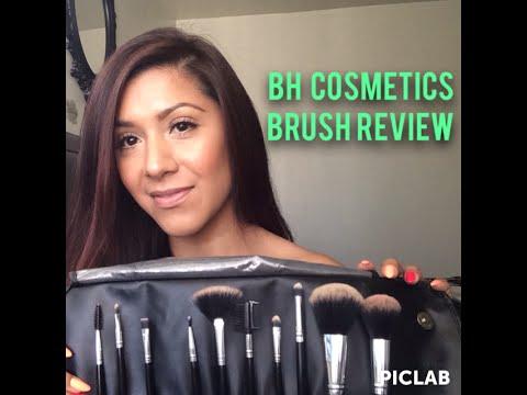 BH Cosmetics Brush Review
