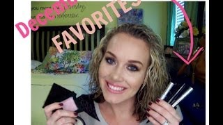 **December Favorites**  2013 Thumbnail