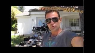 La vuelta al mundo en moto.com: Equipamiento.flv