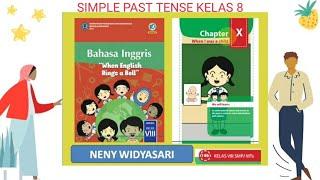 Download lagu Simple past tense kelas 8 chapter X when I was a child || materi bahasa Inggris kelas 8 semester 2