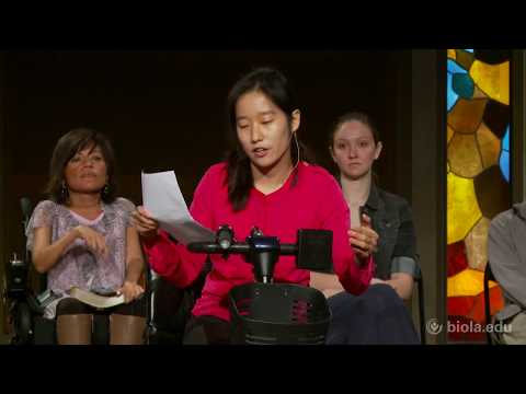 Voices from Students with Disabilities - Biola University Chapel