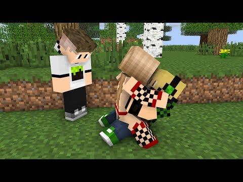sad life man 2  - Minecraft animations