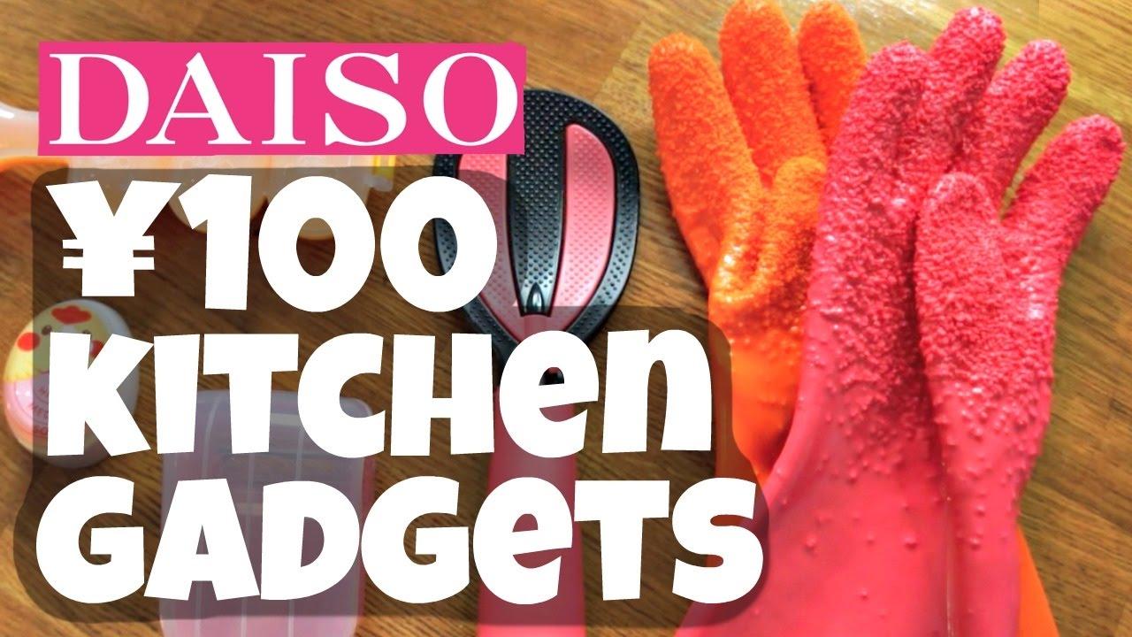 DAISO ¥100 Kitchen GADGET Test - Japanese Dollar Store
