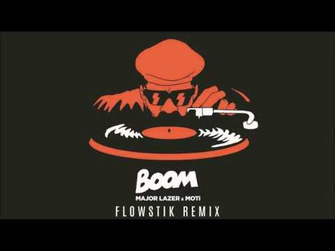 Major Lazer & MOTi - Boom FlowStik Remix