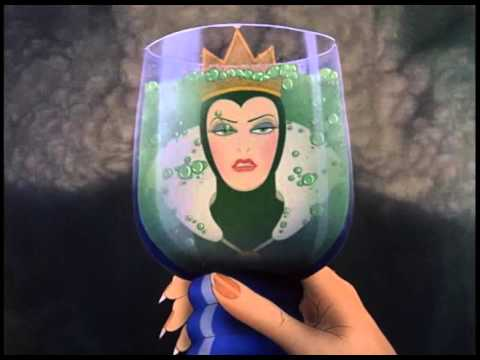 Evil Queen Transformation from Disneys Snow White