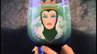 Evil Queen Transformation from Disney's Snow White
