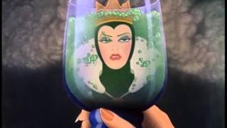 Evil Queen Transformation from Disney