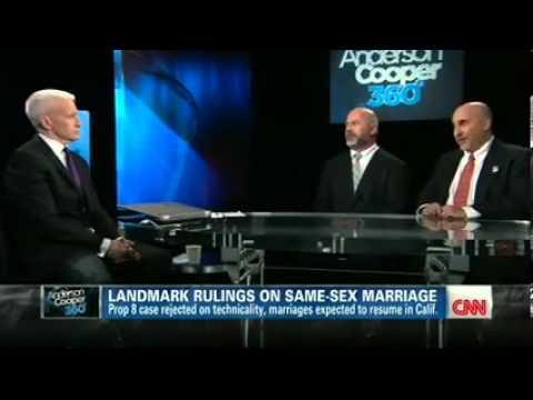 Evan Wolfson on Anderson Cooper 360 6/26