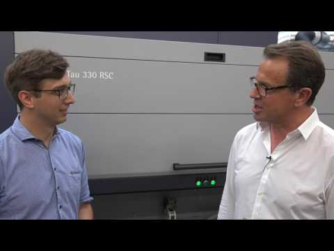 Labelexpo 2017: Durst Tau 330 RSC Preview