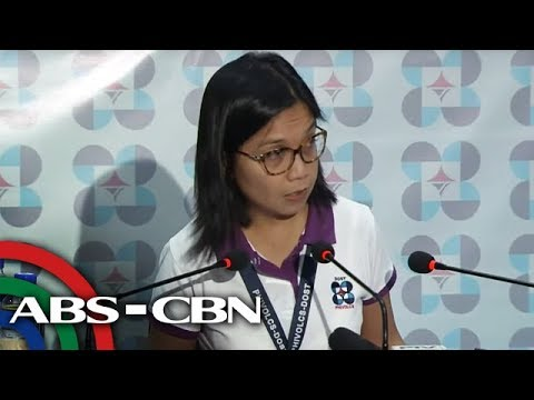 Phivolcs gives the
