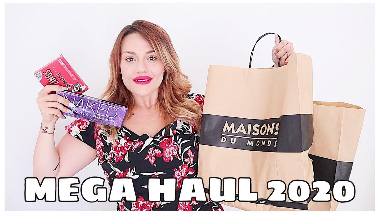 HAUL SALDI MAISON DU MONDE /LIDL E NOVITA' MAKEUP ESTATE 2020