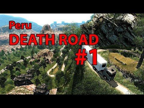 ETS 2 - Peru Death Road Map Episode #1