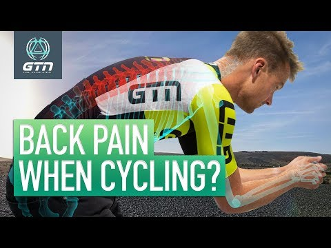 How To Prevent Back Pain When Cycling | Injury Prevention For Triathletes