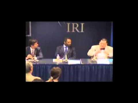 IRI Speakers Series: Assessing Governance in Rwanda
