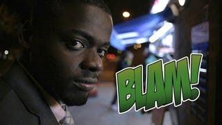 "Daniel Kaluuya | ""JME - Blam"" [MVP]: SBTV Comedy"