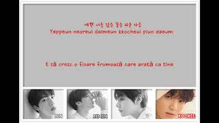 [Han/Rom/Romanian Subs] BTS (방탄소년단) - 전하지 못한 진심 (The Truth Untold) (feat. Steve Aoki)