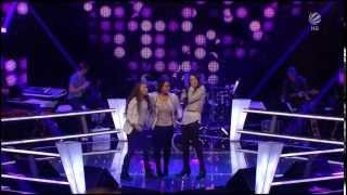 Joli vs. Renée vs. Molly Sue | We Found Love | The Battles | The Voice Kids Germany | 10.04.2015