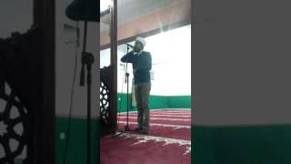 Hicaz makamı yatsı ezanı İskeçe serin mahalle Camii
