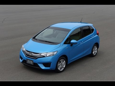 2017 Honda Fit Hybrid Small Family Cars