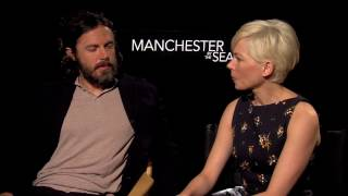 Casey Affleck talks with Harkins Behind the Screens!