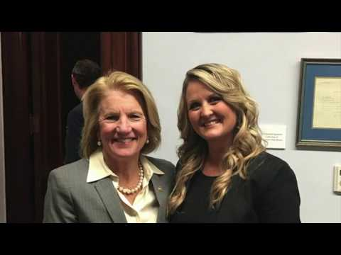 Shelley Moore Capito & Chelsea Carter