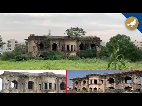 Hyderabad's 300 year old Mushk Mahal being lost to neglect