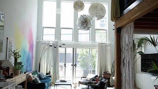 My Home/Loft Tour with Mr. Kate | Shameless Maya