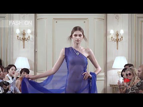LIU LISI Couture Fall 2018 Paris - Fashion Channel