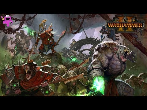 Total War Warhammer 2 - Skaven Campaign Gameplay + Battle and New Mechanics