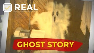 Real Ghost Story-Paranormal Activity Captured on Polaroid Film