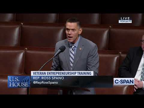 Rep. Spano Supports Veterans with