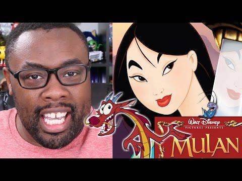MULAN LIVE-ACTION REMAKE ANNOUNCED - Disney 2018