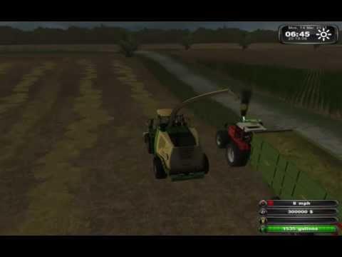 Farming Simulator 2011-Ro Farm Team