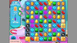 Candy Crush Soda Saga level 350 No Boosters