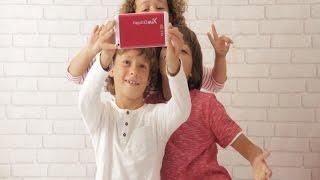 Imaginarium lanza el primer 'phablet' para niños