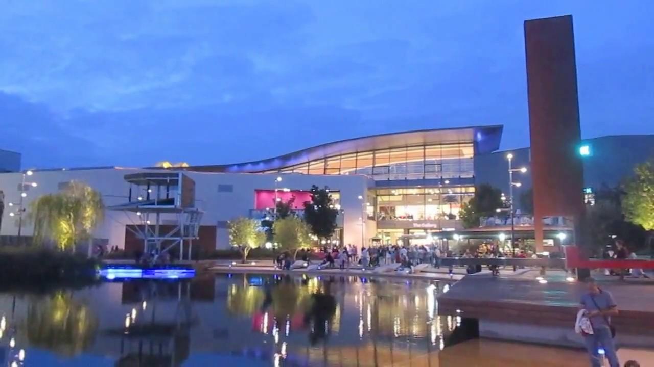 Centro Comercial Puerto Venecia En Zaragoza España Youtube