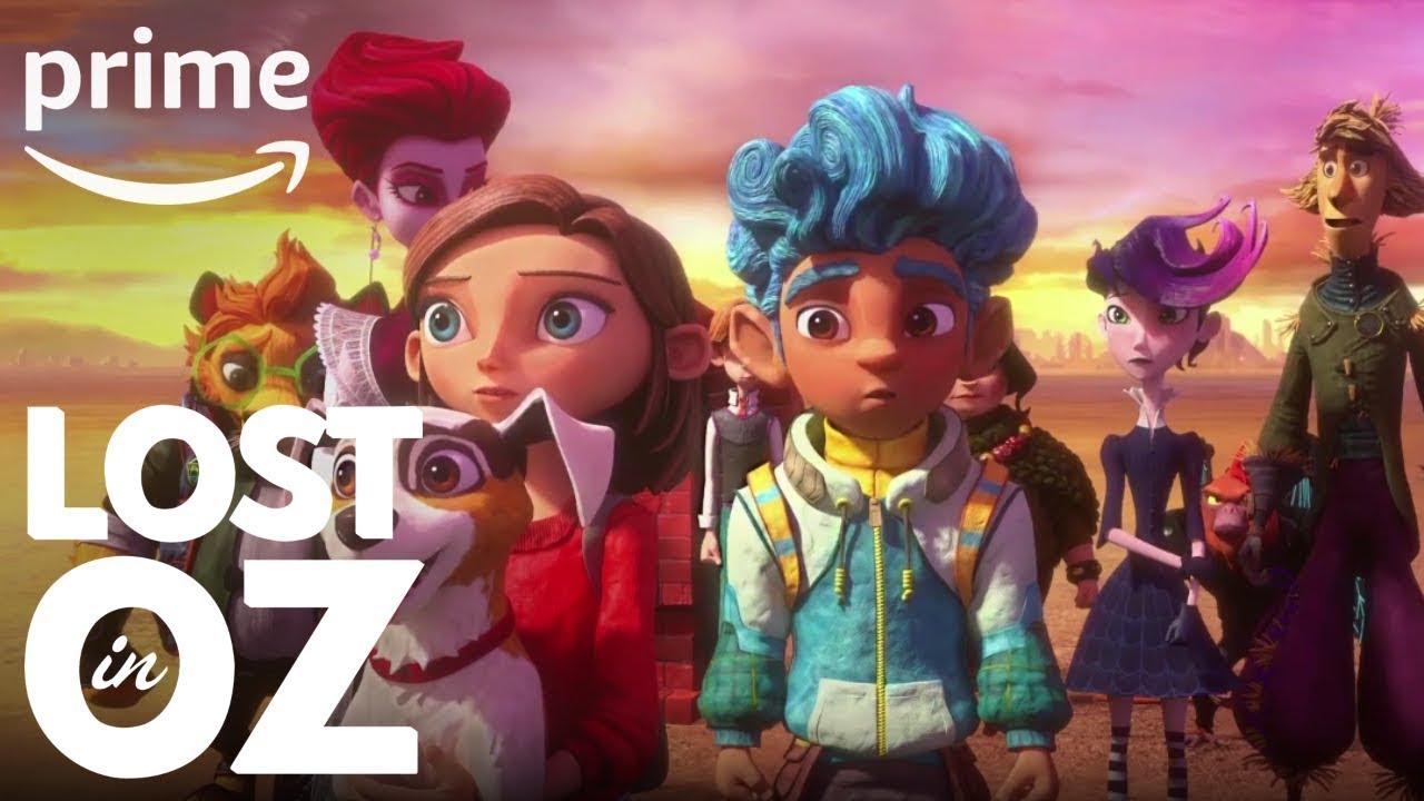 Download Lost in Oz Season 1, Part 2 - Official Trailer   Prime Video Kids
