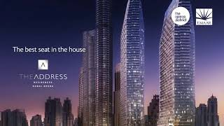 The Address Residences Dubai Opera emaar boulevard