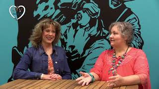 """Episode Forty-two of Series """"What Love Means"""" with Heather Thomas Van Deren of HTV Ministries"""