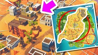 Fortnite Season 5 NEW MAP TOUR!!!