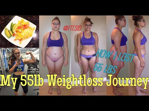 How to Lose Weight Fast | I Lost 50 pounds As A Teenager – Journey By Sydney ❤️