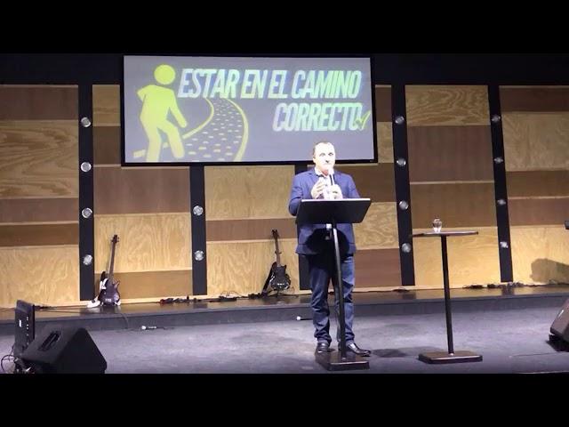 Los caminos de Dios - Pastor Diego Touzet