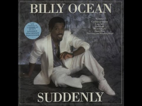 Billy Ocean - Suddenly (Album)