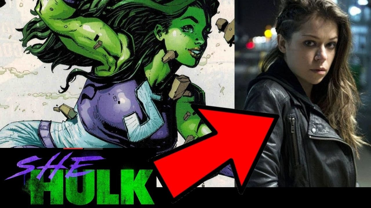 SHE HULK CASTING News!!!! What Do You Think?