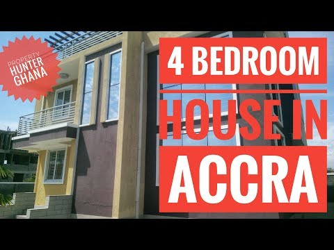 4 Bedroom House Near Nungua Junction Mall, Accra Ghana FOR SALE