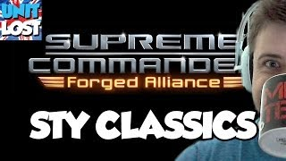 Sty's Gaming Classics! - Supreme Commander Forged Alliance