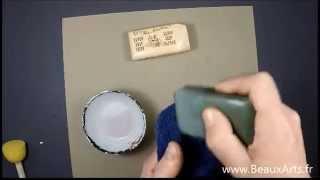 Test et présentation de matériel de peinture acrylique : Le savon détacheur de peinture