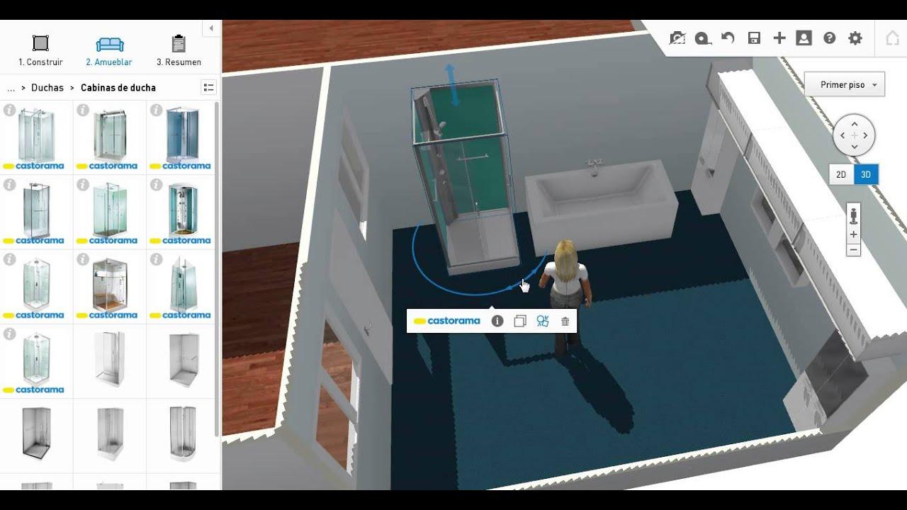 mi ba o en homebyme 1 youtube. Black Bedroom Furniture Sets. Home Design Ideas